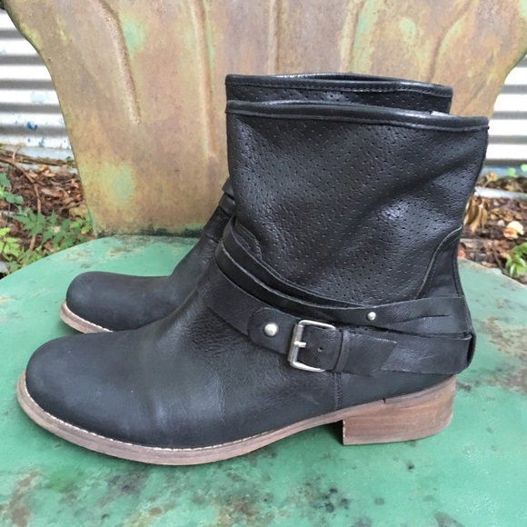 Marc Fisher Black Ankle Boots | Poshmark